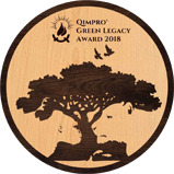 Qimpro Green Legacy Award